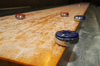 SOLO® Shuffleboard Movers Louisville, Kentucky.