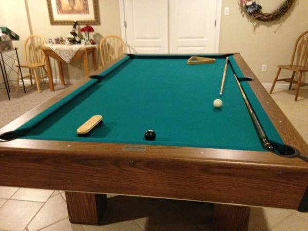 Pool Tables For Sale Listings Louisville Solo Pool Table