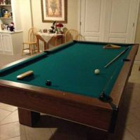 Steepleton Pool Table