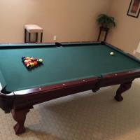Steepleton Billiard Table