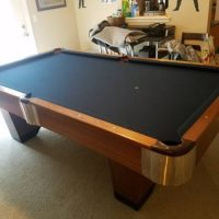 Pool Table Steepleton 1970 Refinished