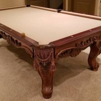 Legacy Billiards Pool Table Neat Condition
