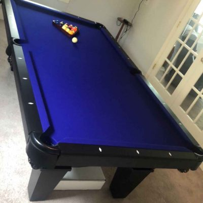 Steepleton Crown Royal Purple Pool Table